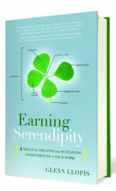 Earning Serendipity by Thought Leader Glenn Llopis