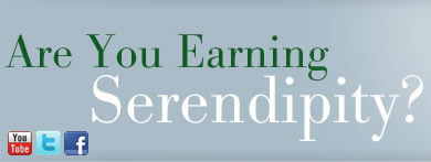 Earning Serendipity by Glenn Llopis